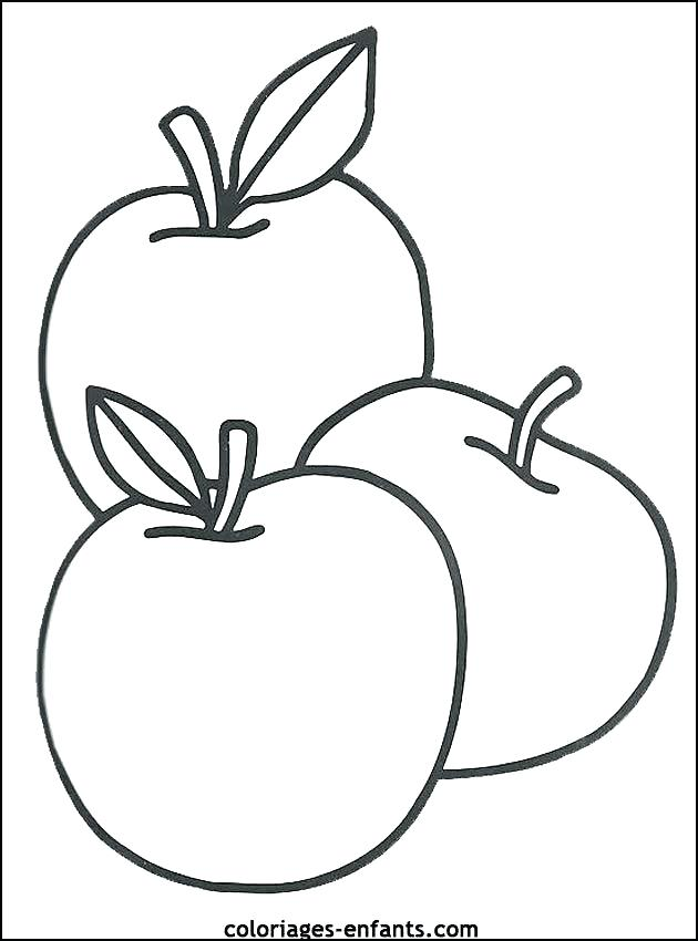 630x850pple Coloring Pagespple Coloring Pages Basket Ofpples