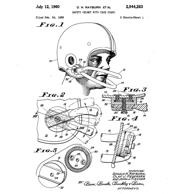 660x660 The History (And Artistic De Evolution) Of Patent Drawings Wired