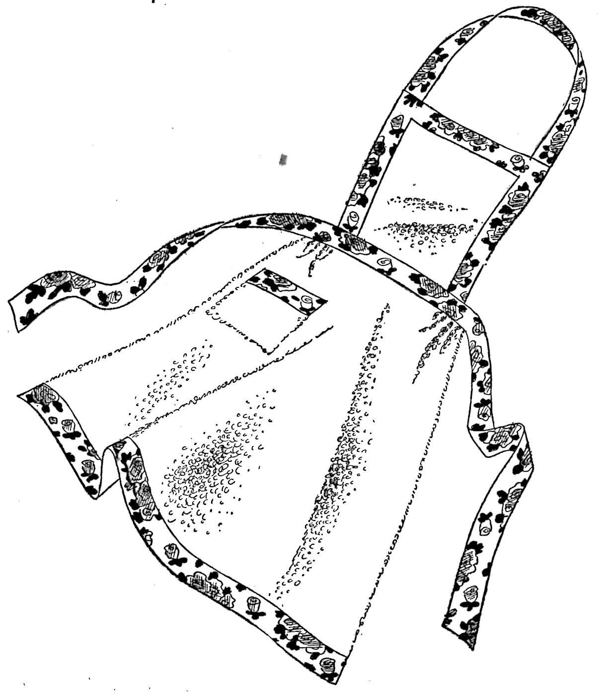 1206x1398 Free Apron Sewing Pattern Archives