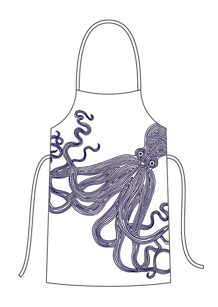 726x1023 Octopus Apron Eleanor Stuart