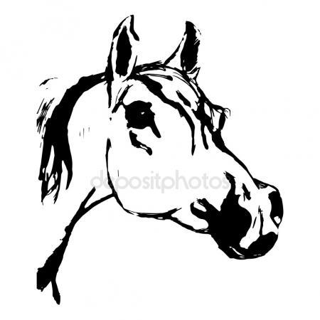 450x450 Arabian Horse Stock Vectors, Royalty Free Arabian Horse