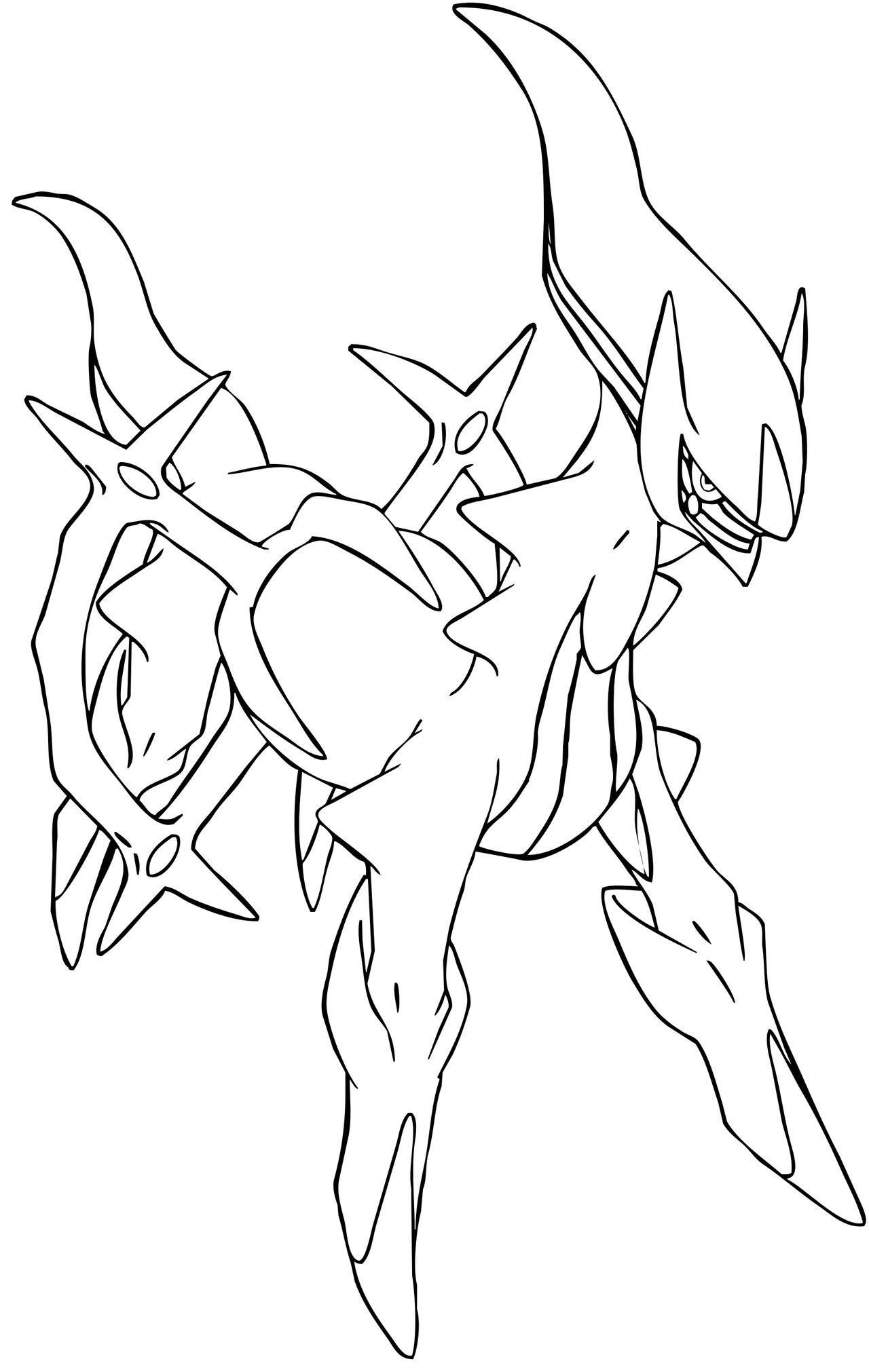1280x2022 Arceus Lineart 2 By Elsdrake On Lineart Pokemon