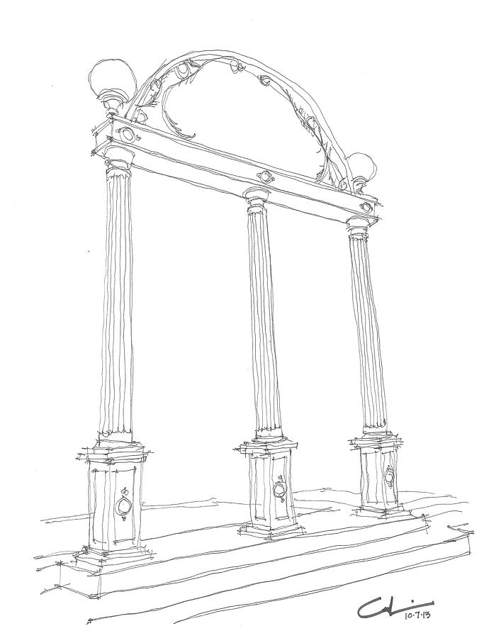 Arch Drawing