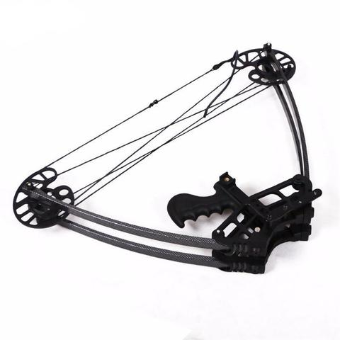 480x480 Buy Toparchery Black Compound Bow With 50 Lbs Draw Weight Online