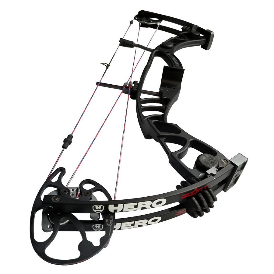 900x900 Hero Glory Compound Bow