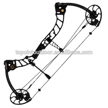 350x350 Topoint Archery Compound Bow T3,bow Only,cnc Milling Bow Riser
