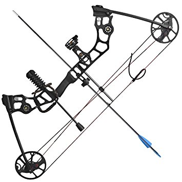 355x355 Demon Eight Compound Bows, Big Archery Hunting