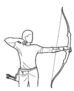 236x290 Image Result For Archery Drawing Archery Archery