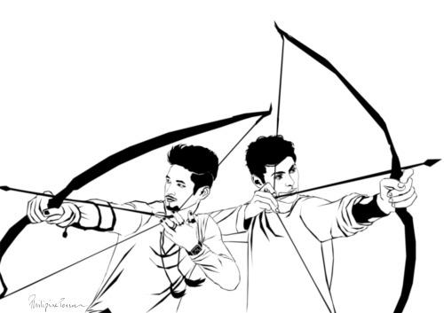 500x353 Archer Fan Art Tumblr
