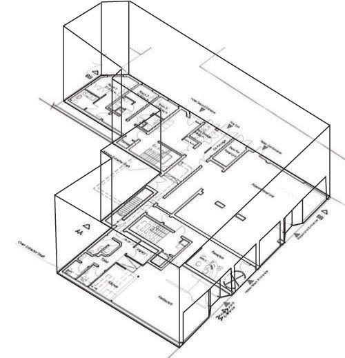 500x519 Architectural Drawings Only (Commercial Buildings