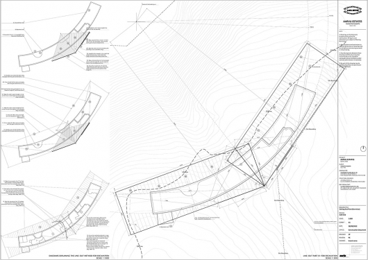 530x375 Construction drawing (Image Serie Architects) Presentation