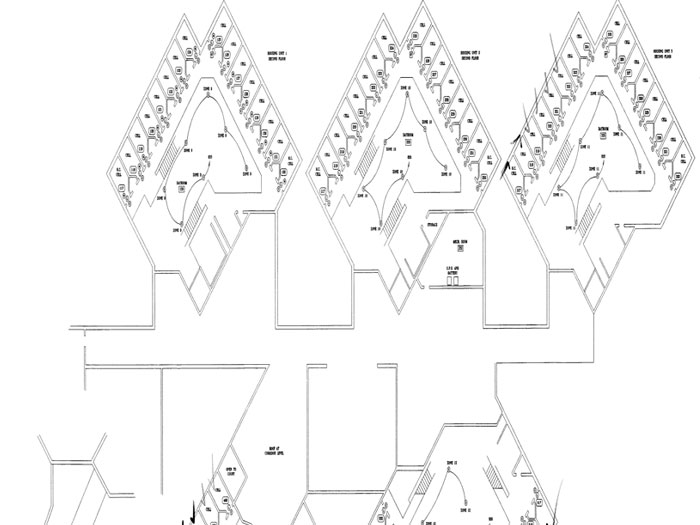 700x525 Architectural Drawings