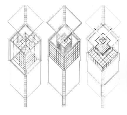 432x390 Beyond Architectural Illustration Graphical Parallel Projection