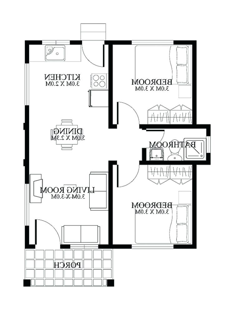 Drawing House Floor Plans: Architectural Drawing Symbols Floor Plan At GetDrawings