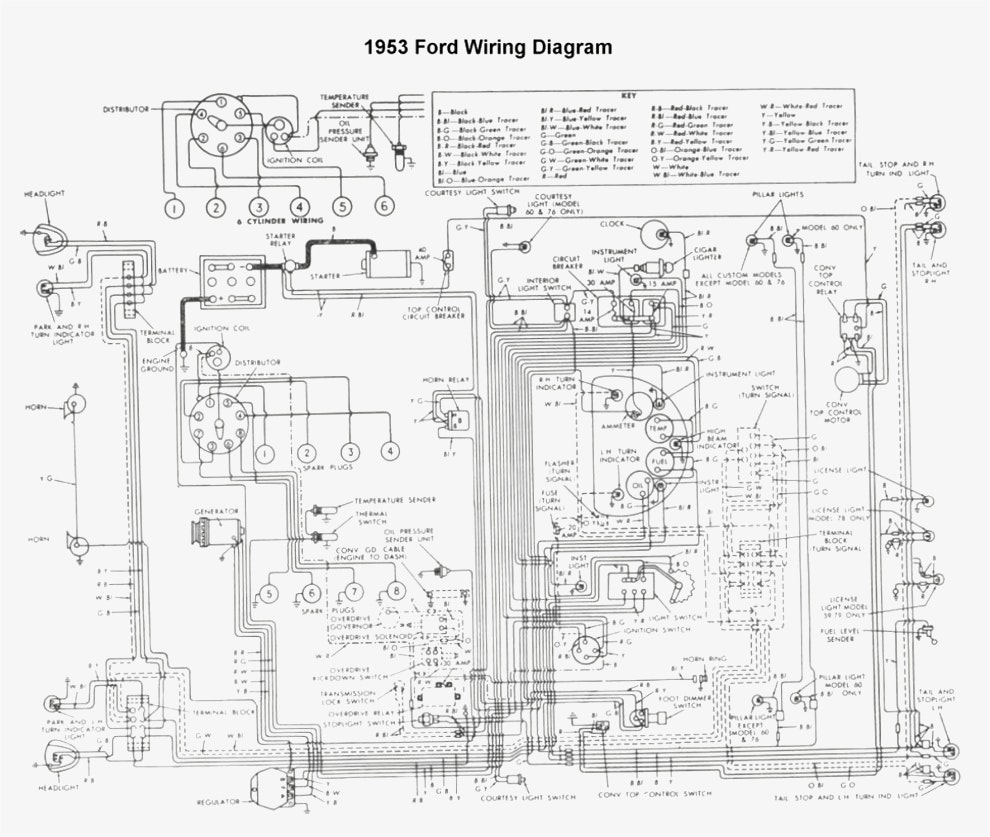 990x837 pictures of wiring diagrams 1954 ford f100 truck 1954 ford truck