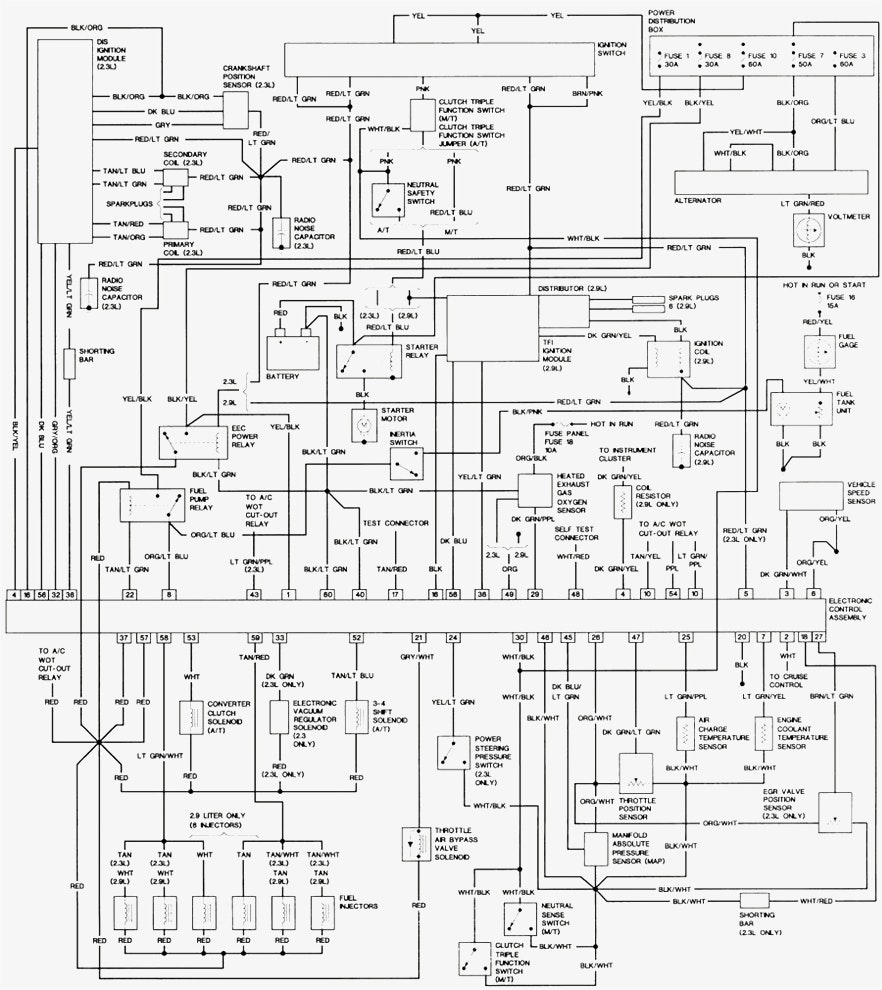 1991 Wrangler Wiring Diagram Free Download Schematic Architectural Drawing Symbols At 882x990 Simple For Ford E350 Only 94 Radio