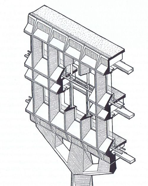 500x625 261 Best Architecture Construction Drawings Images