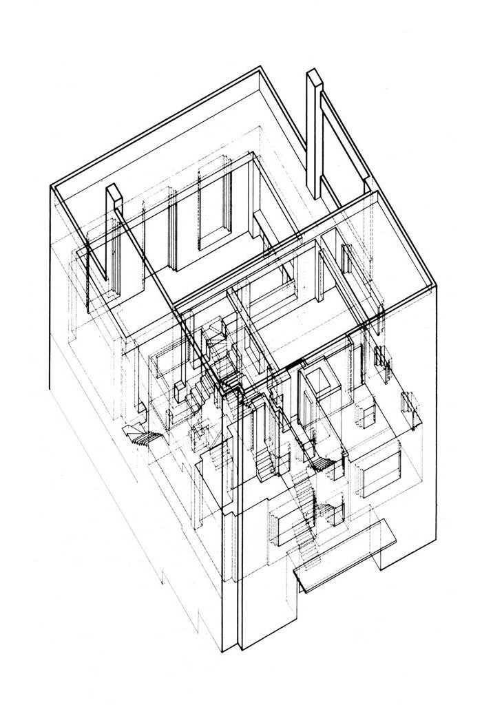 700x1024 Averygsapp Architectural Plans And Sections (Columbia University