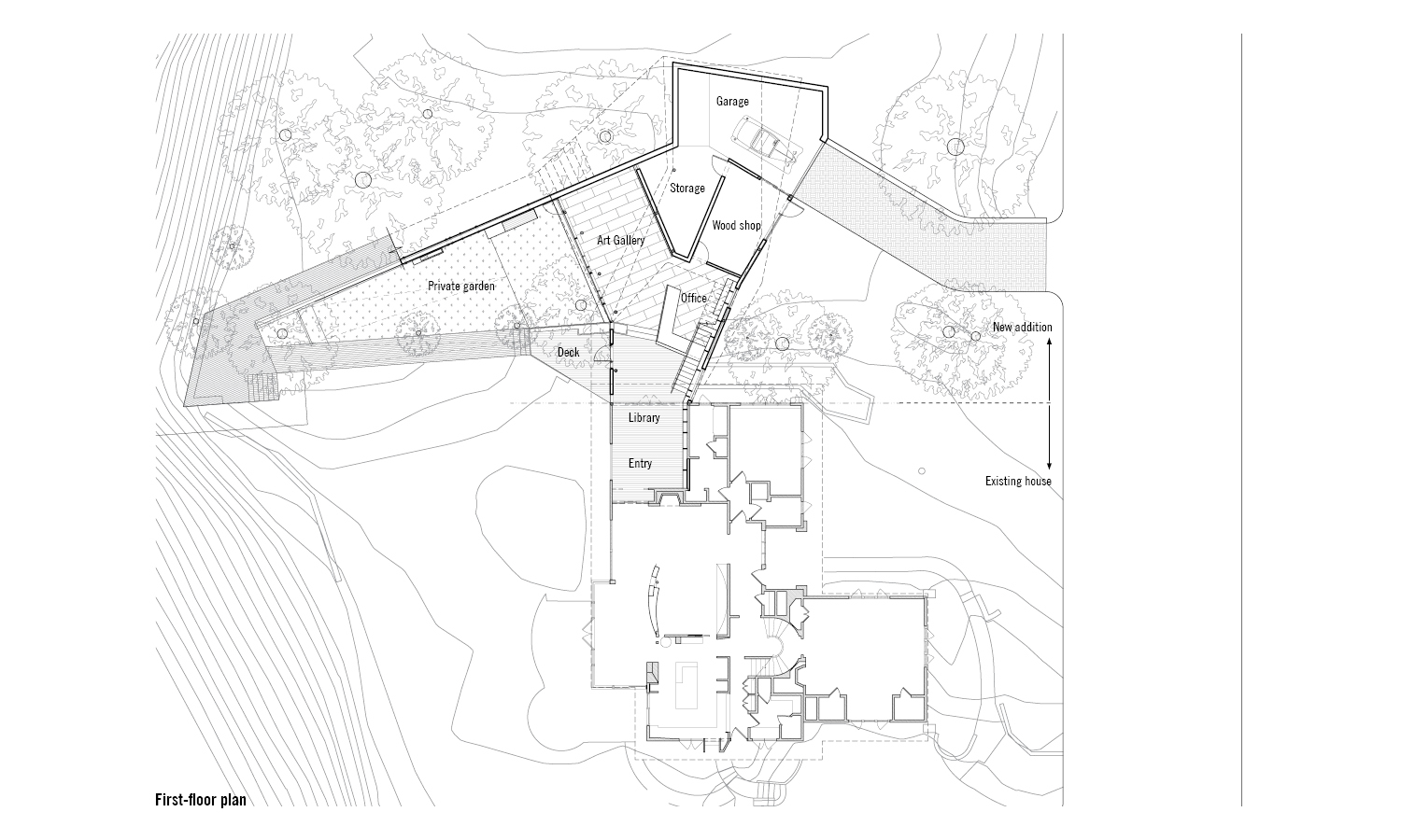 1500x900 Examples In Drafting Floor Plans, Elevations And Sections