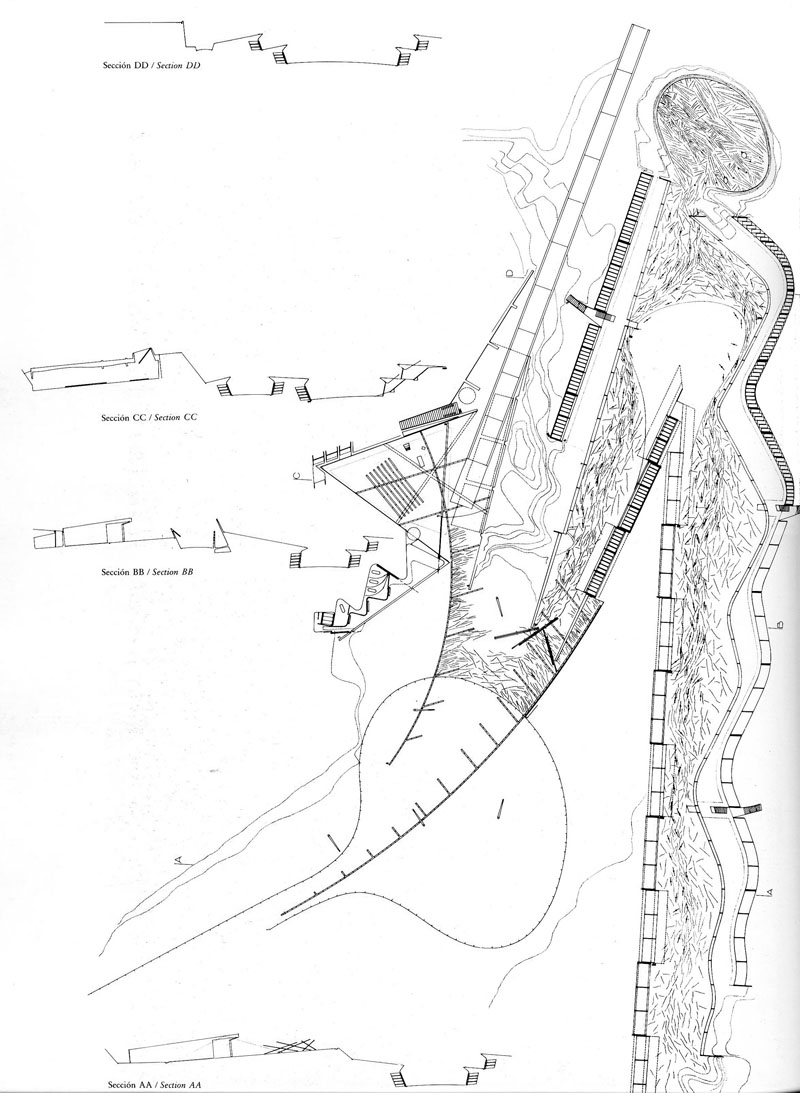 800x1093 Maps The Architectural Plan As A Map. Drawings By Enric