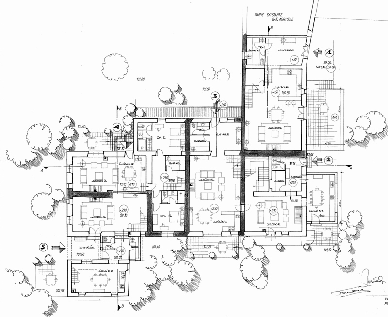 800x653 Architectural Floor Plans New Popular Architectural Drawings Floor