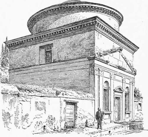 500x464 Church Architecture Of The Roman Renaissance. Part 5
