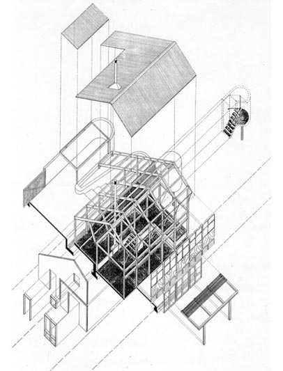 406x533 Architectural Drawings By Jo Noero, Noero Architects Noero