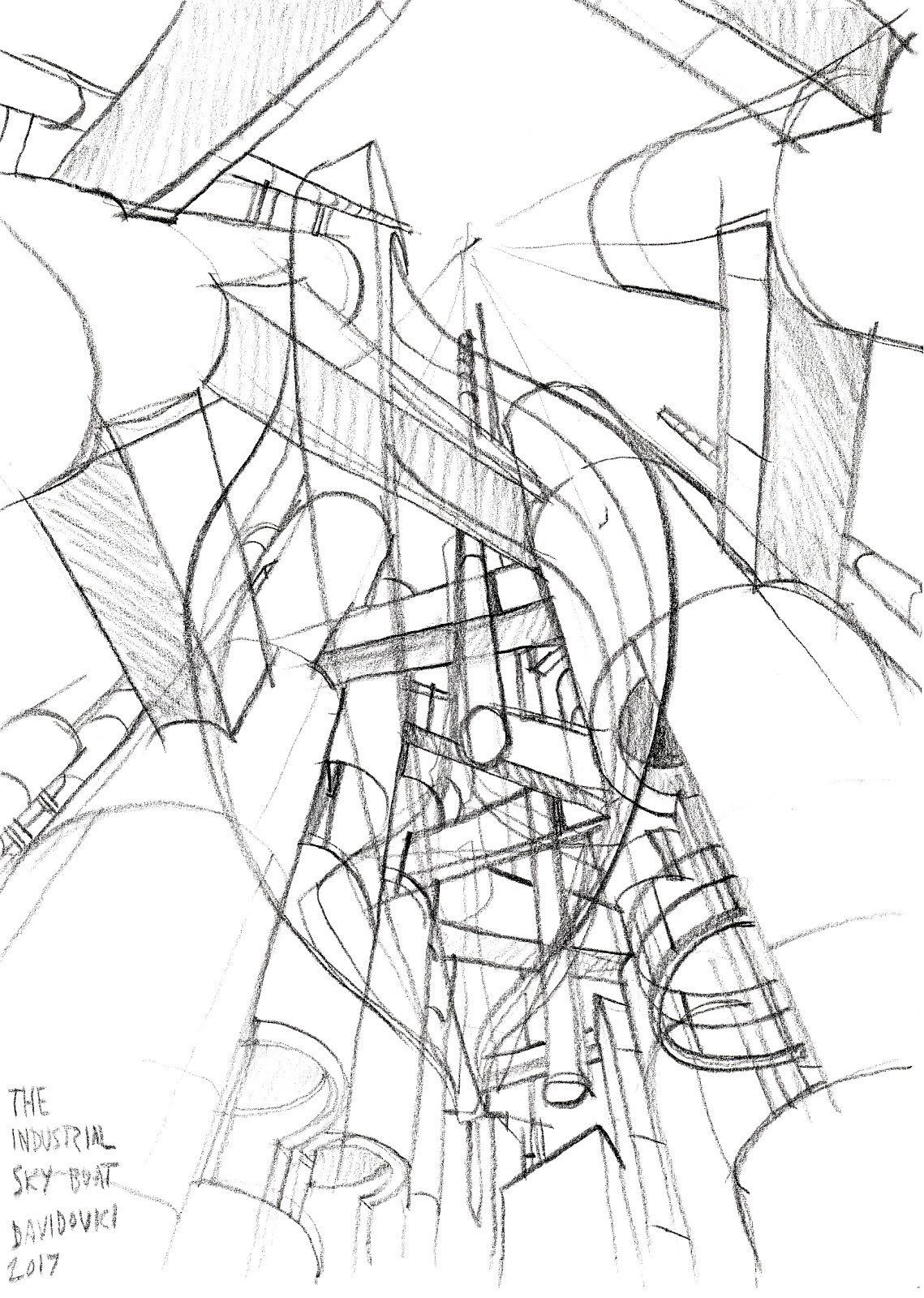 1139x1600 The Architecture Draftsman