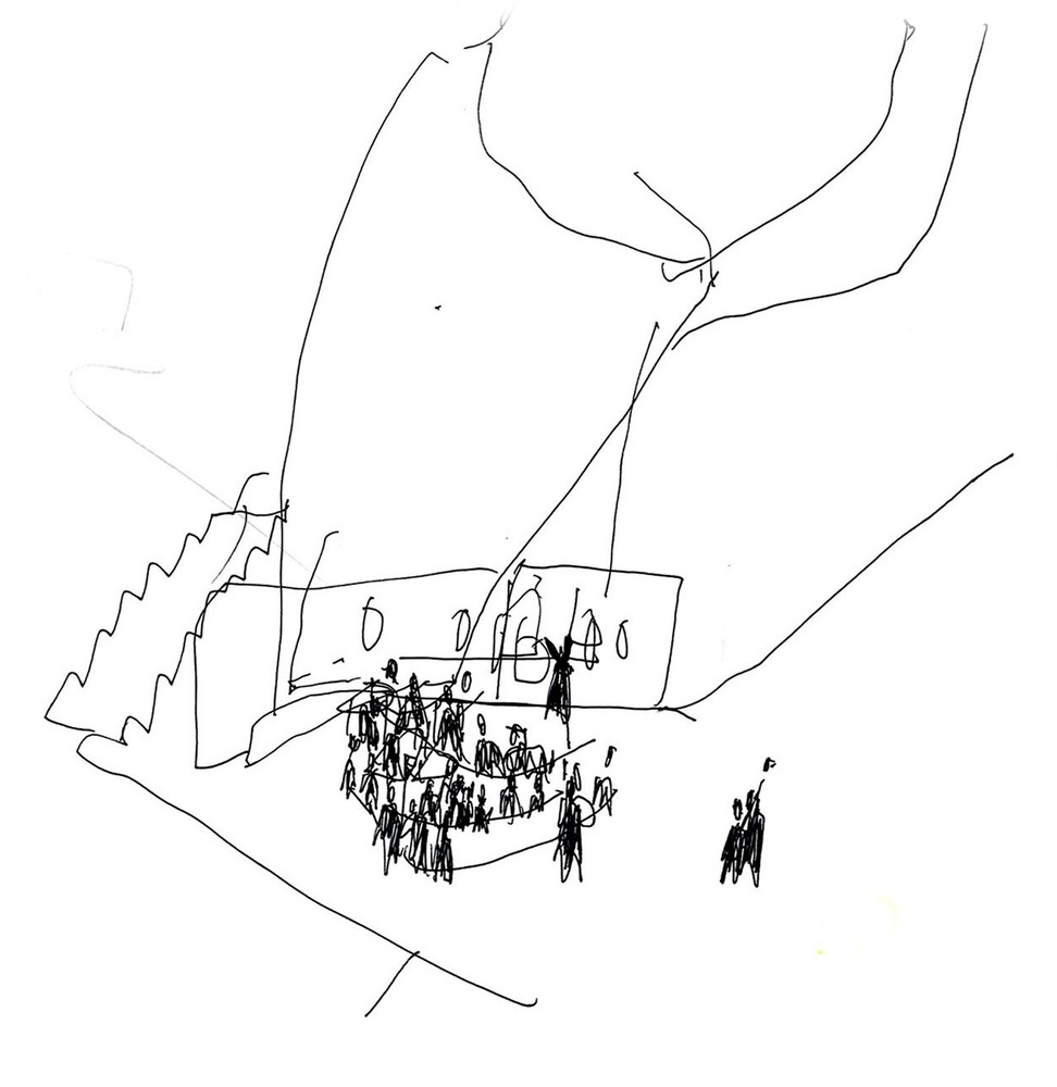 972x1000 Gallery Of The Importance Of Human Scale When Sketching