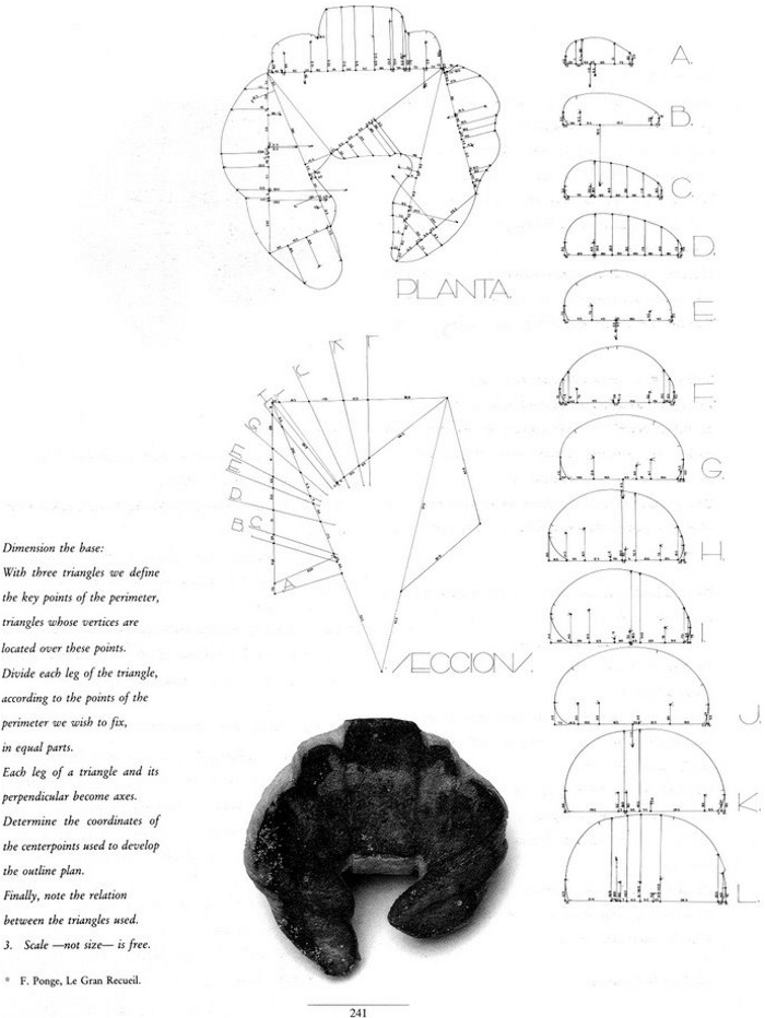 700x932 How To Lay Out A Croissant Enric Miralles Architectural