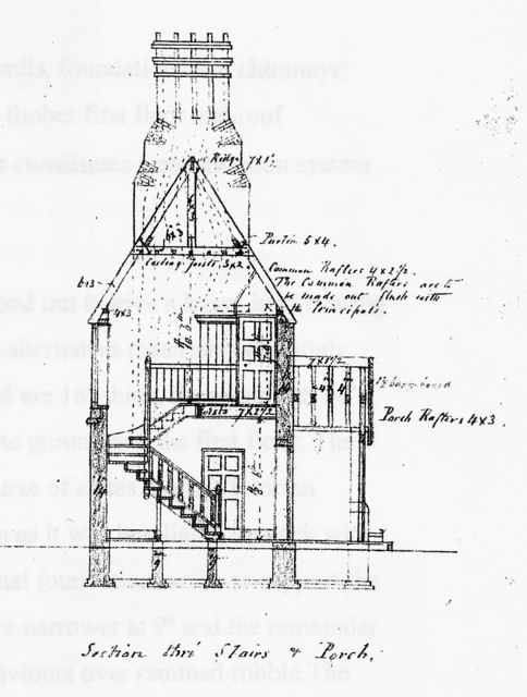 Architecture Section Drawing At Getdrawings Com