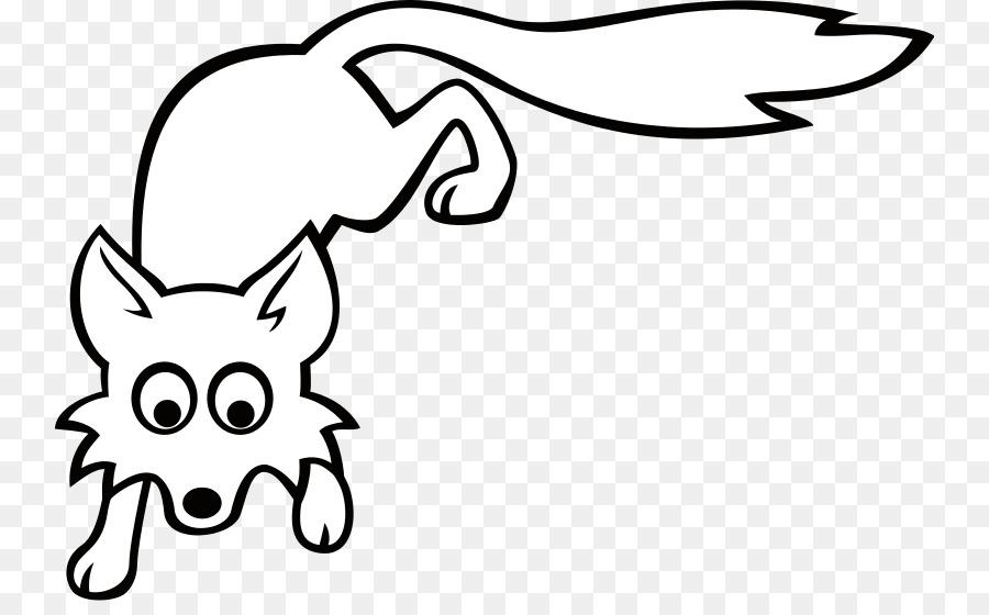 900x560 Arctic Fox Red Fox Clip Art