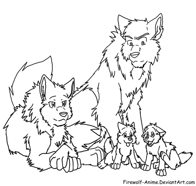 800x760 Cute Anime Arctic Wolf Pups Drawings Had I Been A Wolf