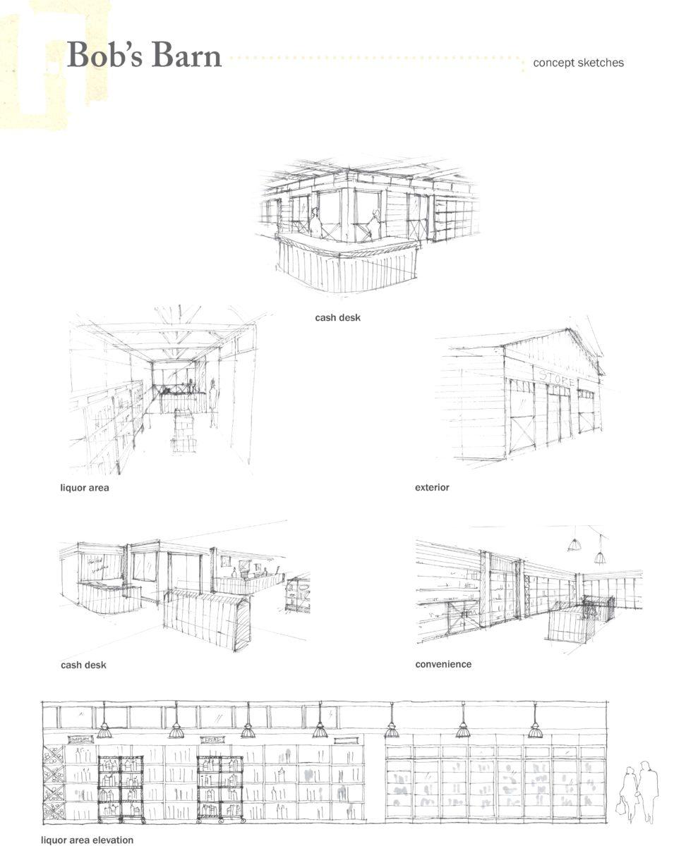 972x1227 Modern Shop Design Sketches Idea. Exterior. Kahode Home Design Ideas
