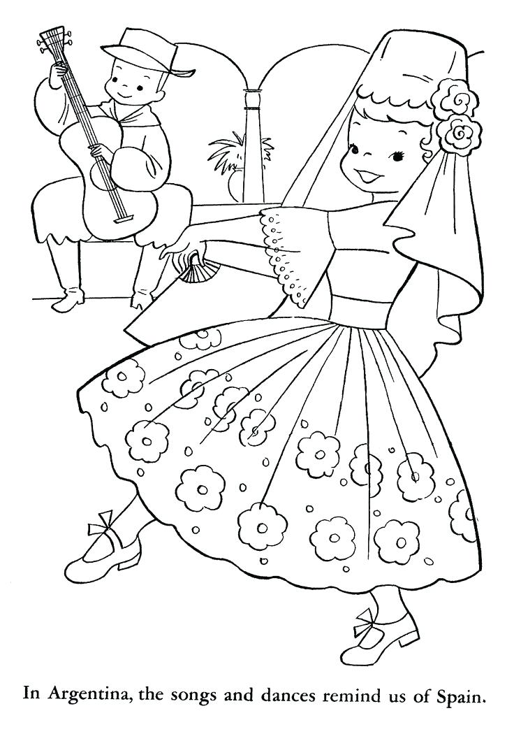 736x1050 Argentina Coloring Pages Best Images On Drawing Drawings
