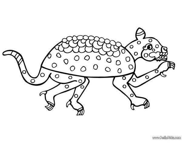 620x480 Armadillo Coloring Pages