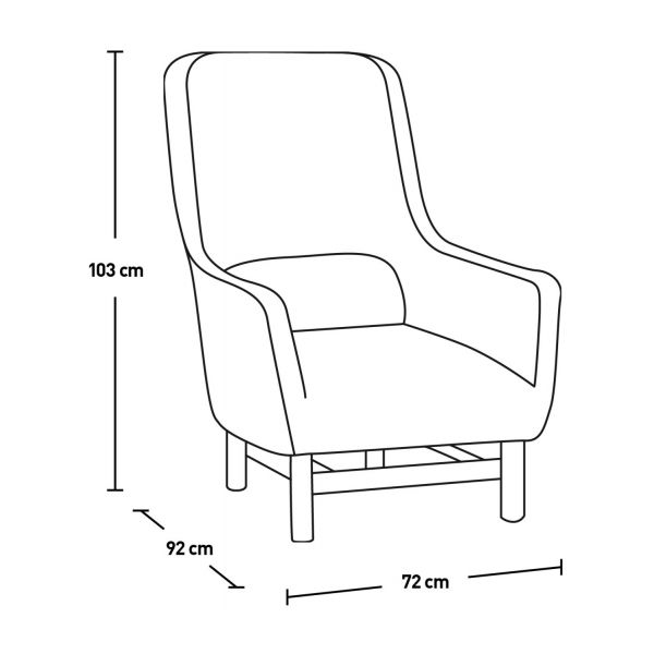 600x600 Interesting Armchair Drawing Sketch Vintage Black Ink On White