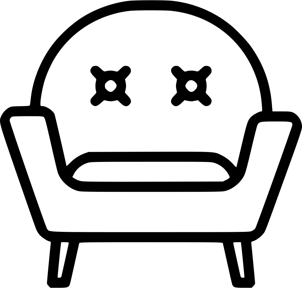 980x934 Armchair Svg Png Icon Free Download ( 539064)