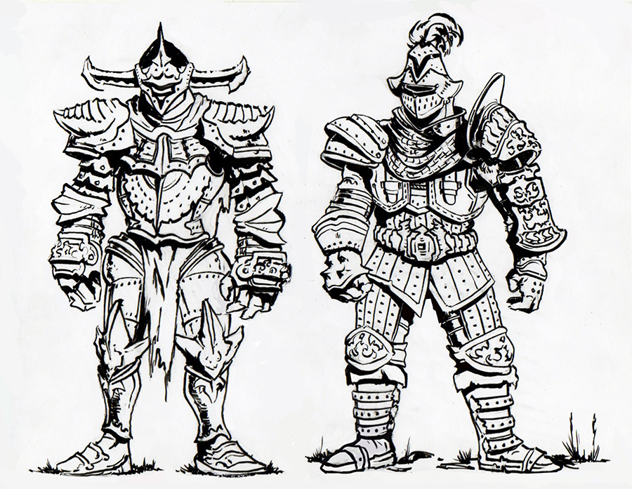 900x697 Armor Designs And Drawings