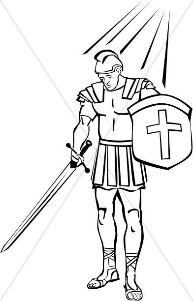 392x612 Armor Of God Spiritual Warfare