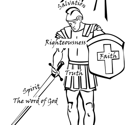 430x430 How To Use The Spiritual Armour Of God