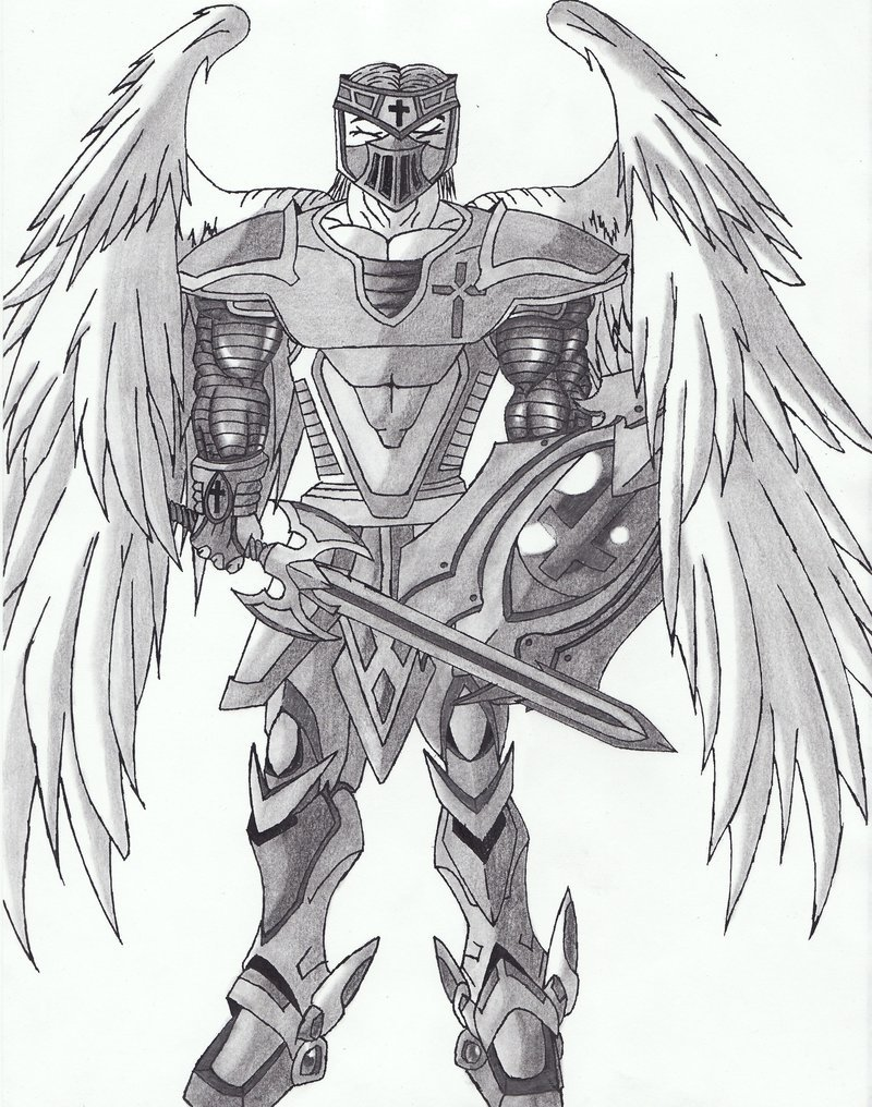 800x1016 New Armor Of God By Sketcher6138