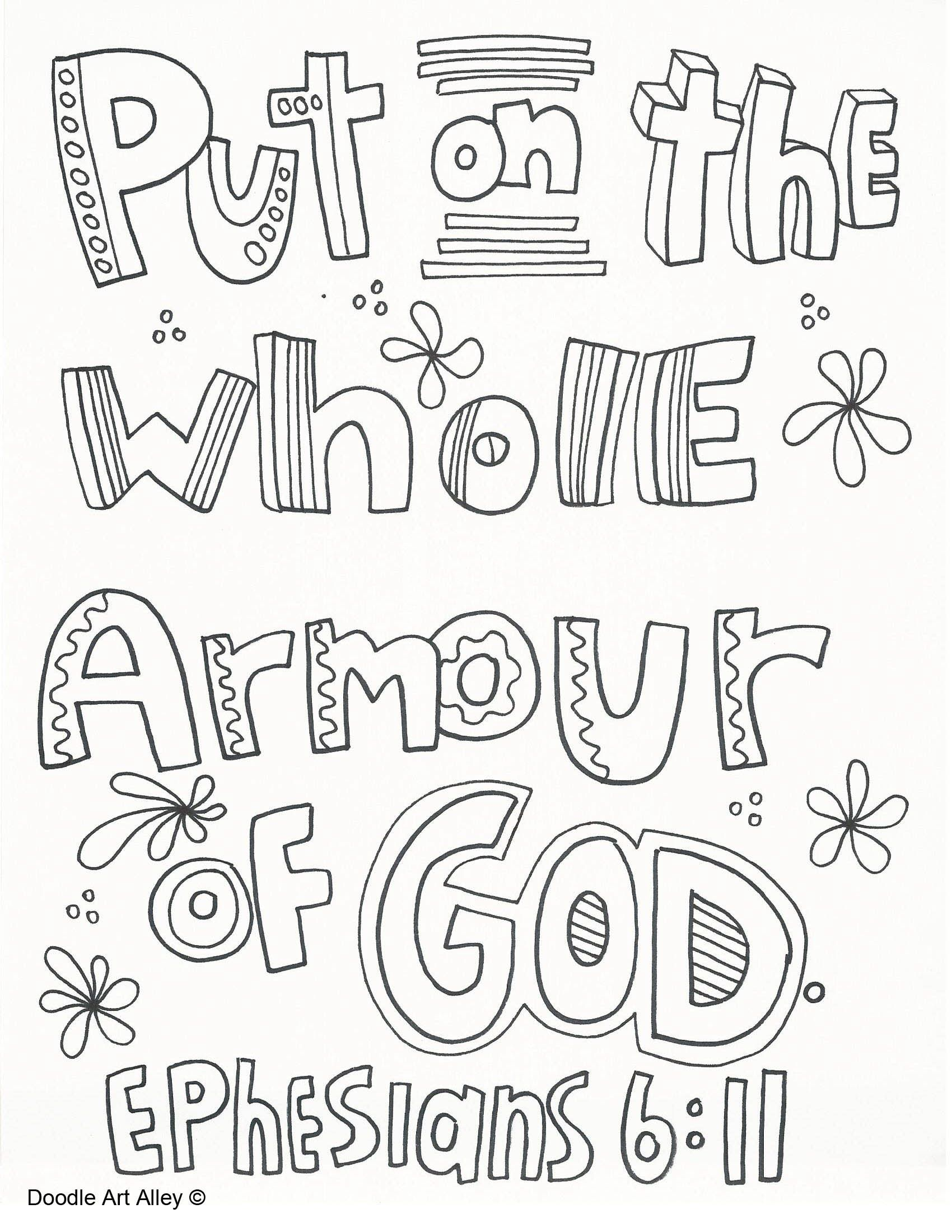 1700x2200 The Christmas Angel Blog Teaching The Armor Of God! Coloring
