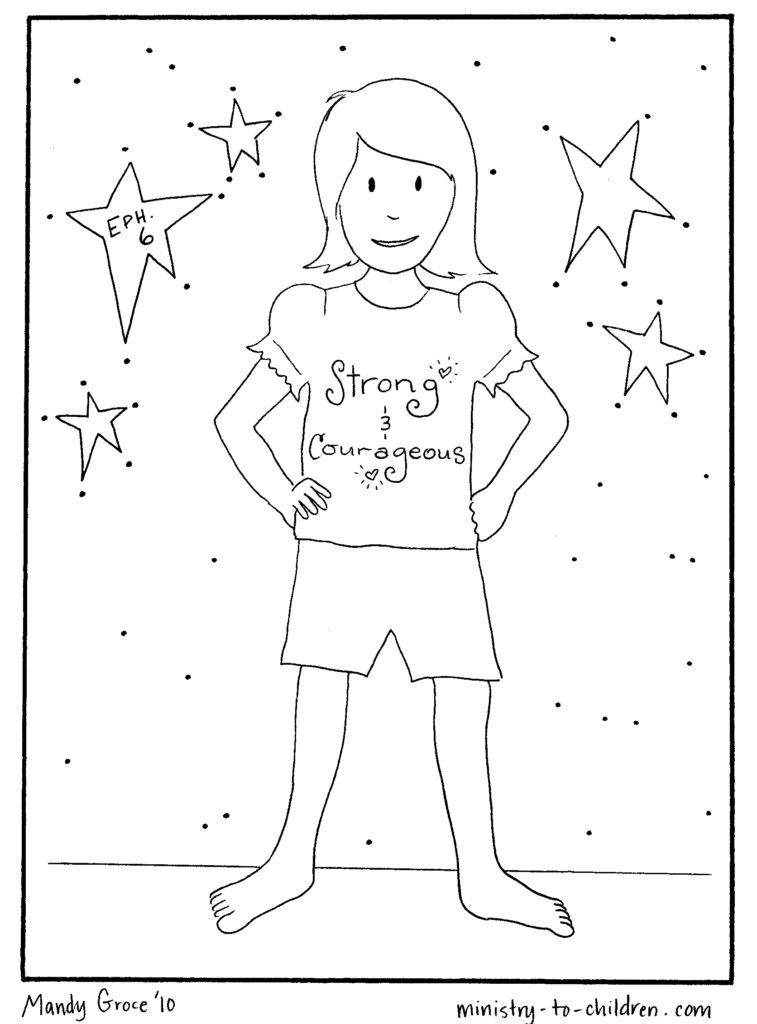 757x1024 Armor Of God Coloring Pages Bible Coloring Pages Armor Of God