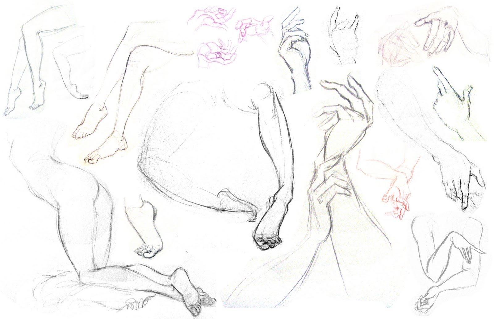 1600x1035 Drawing Arms And Hands Life Drawing