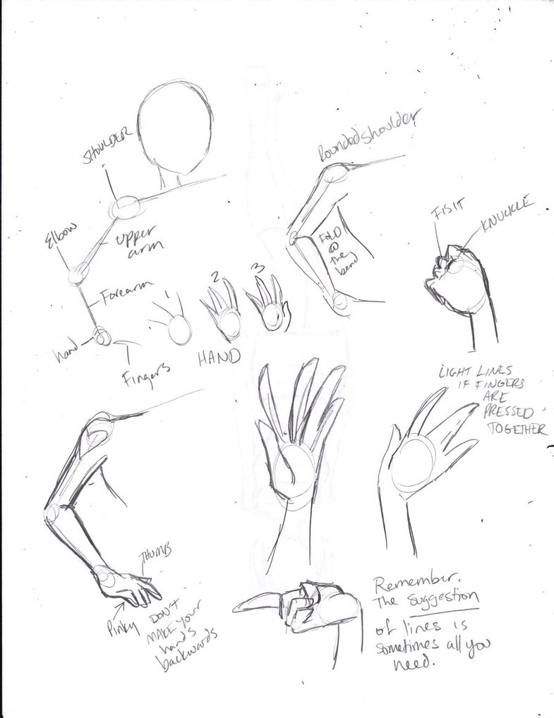 785x1018 How To Draw Celeste Pt 5 Arms By Kivabay