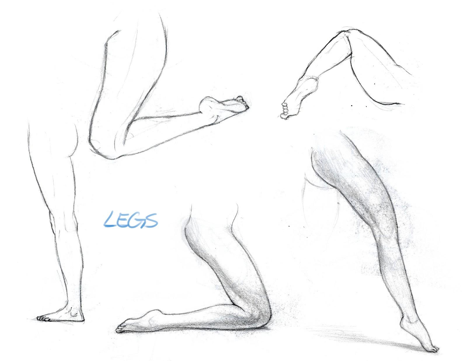 1600x1236 Arash Rod's Art Arms And Legs Drawings
