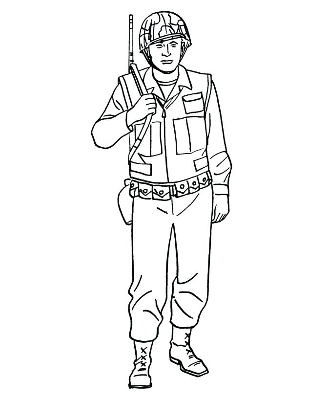 670x820 Army Guy Coloring Pages Coloring Pages Army Army Tank Coloring