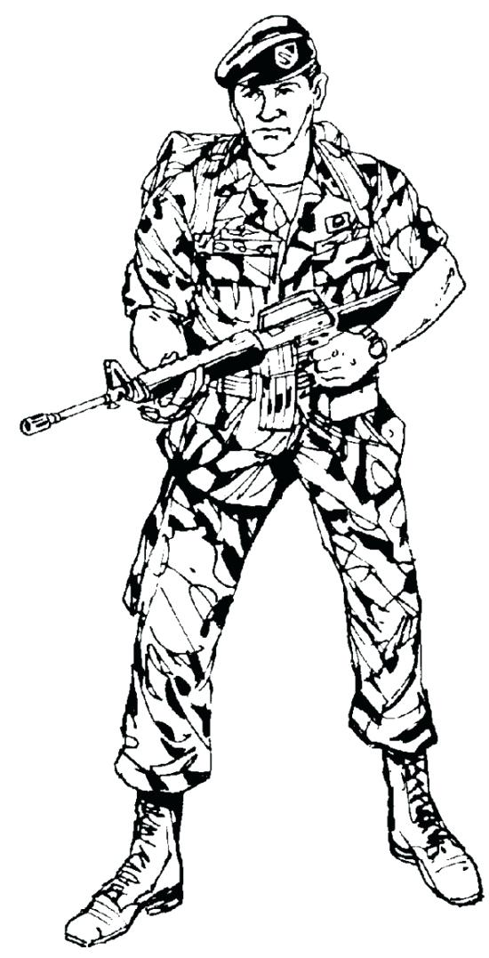 550x1077 Army Guy Coloring Pages Army Guy Coloring Pages Coloring