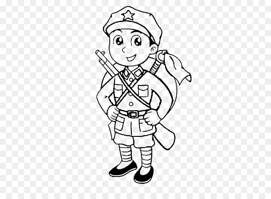 900x660 Long March Peoples Liberation Army Soldier